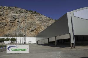 Cubierta para pista polideportiva en La Vilavella, Castellón