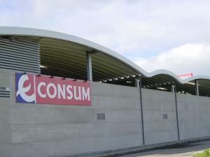 Centron comercial en Luanco
