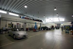 Cubierta autoportante  Fiat en Avilés